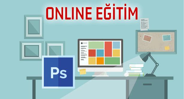 Online Photoshop Eğitimi